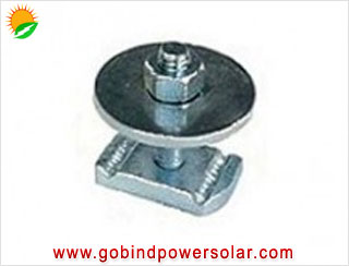 manufacturers & suppliers of Solar Spring Channel Nuts in India Punjab Ludhiana
